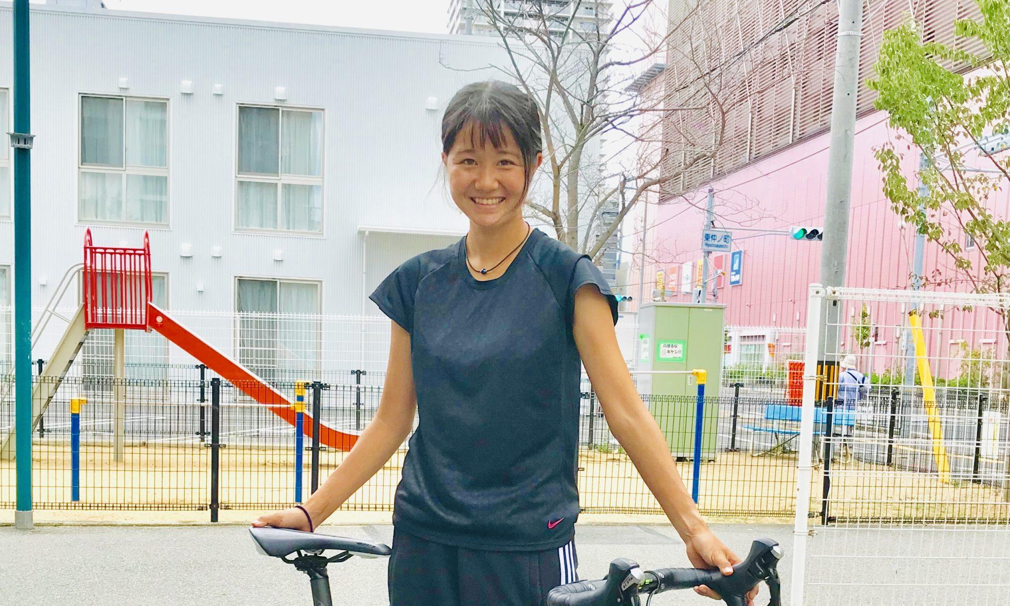 初の神戸マラソンで日本人TOPの横川さんカーボンロードバイクをレンタル!!