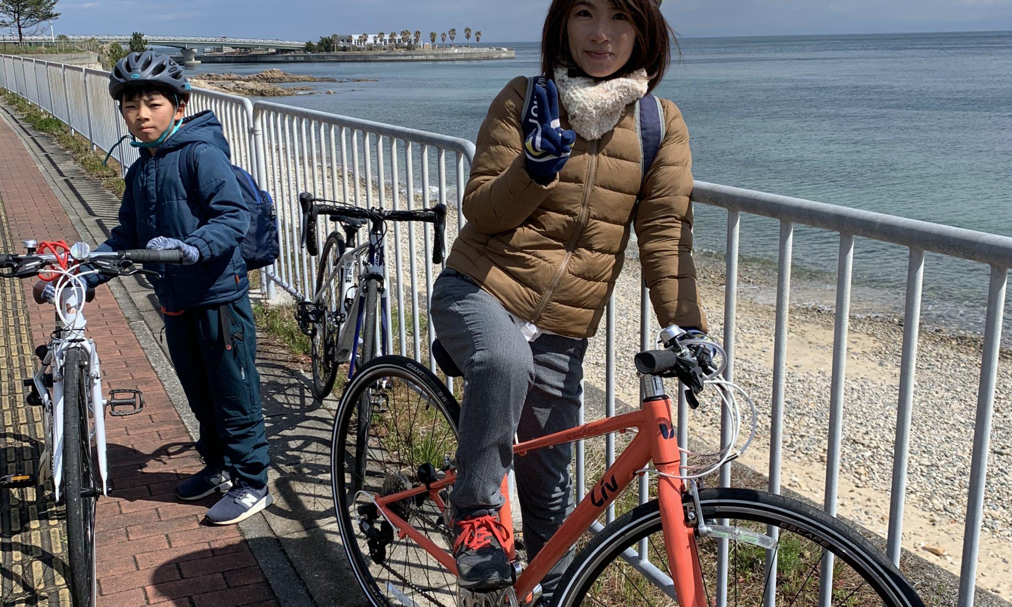 ジャイアントの女子専用クロスバイクをレンタル!