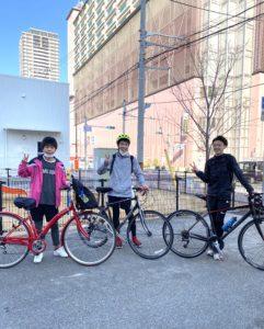 ブログ クロスバイクレンタル